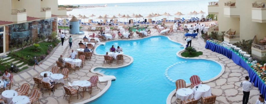 HOTEL MAGIC BEACH HURGHADA
