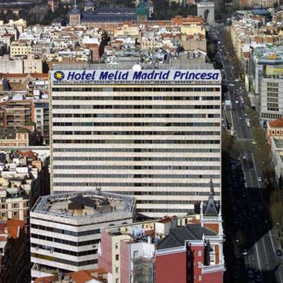 Melia Madrid Princesa (Minimum 3 Nights)