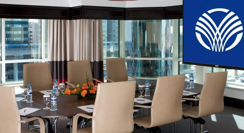 Towers Rotana-Meeting Room