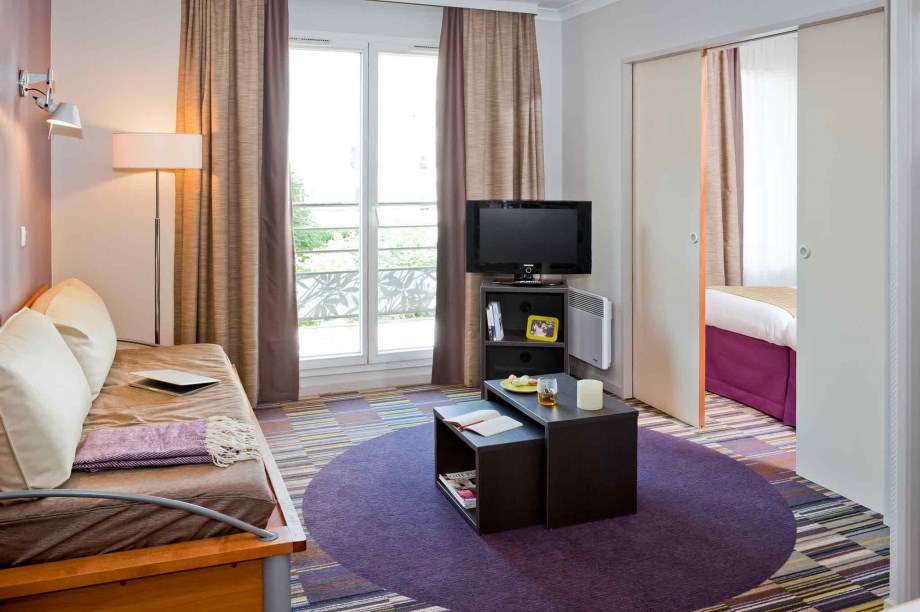 APTS ADAGIO PARIS BUTTES CHAUMONT