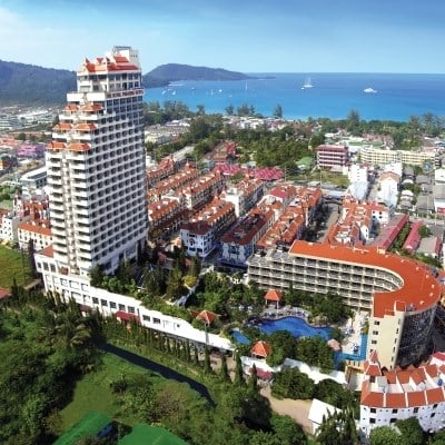 The Royal Paradise Hotel & Spa (Royal Wing Deluxe)