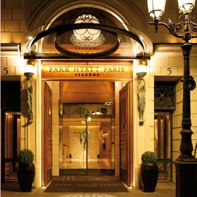 Park Hyatt Paris Vendome (Park Room)