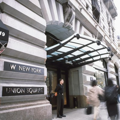 W New York - Union Square (Cool Corner Suite/ Room Only)