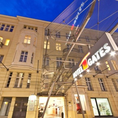Novum Hotel Gates Berlin Charlottenburg (Minimum 3 Nights)