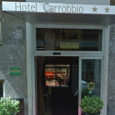 Hotel Carrobbio Milano (Room Only)