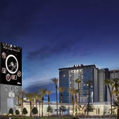 SLS Las Vegas Hotel & Casino (World Superior/ Room Only)
