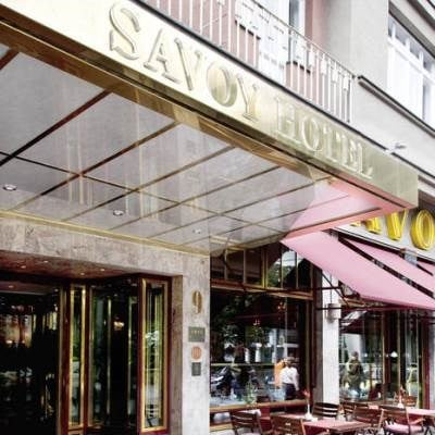 Savoy Hotel Berlin (Comfort/ Early Bird Special)