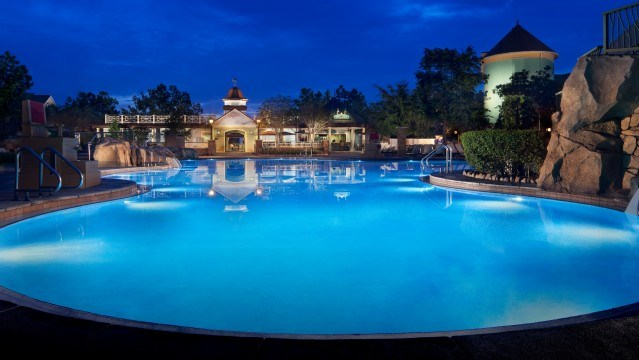 DISNEYS SARATOGA SPRINGS RESORT & SPA