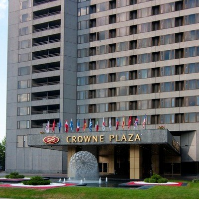 Crowne Plaza Moscow - World Trade Centre (Business/ Room Only)