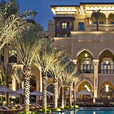 The Palace Downtown Dubai (Deluxe Lake View/ Room Only)