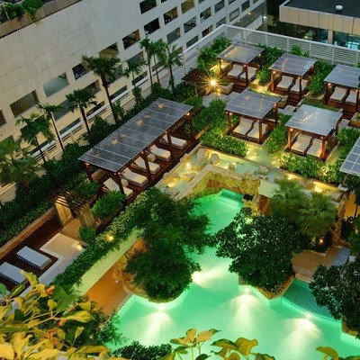Anantara Baan Rajprasong Serviced Suites (1-Bedroom Deluxe Suite)