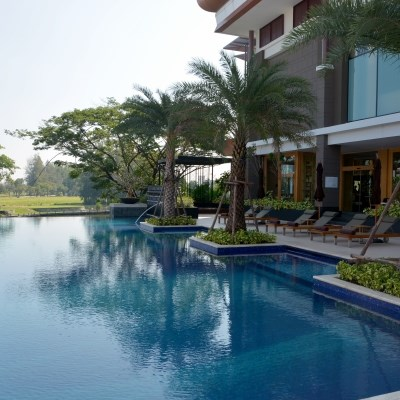 Le Meridien Suvarnabhumi, Bangkok Golf Resort & Spa (Grand Deluxe/ Room Only)
