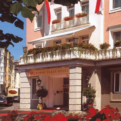 Crowne Plaza Salzburg - The Pitter (Early Bird Special)