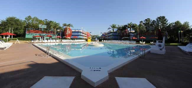 *DISNEY'S ALL STAR SPORTS RESORT*