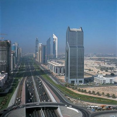 Dusit Thani Dubai (1-Bedroom Suite/ Room Only)
