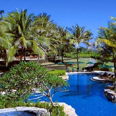 Pan Pacific Nirwana Bali Resort (Superior Golf)
