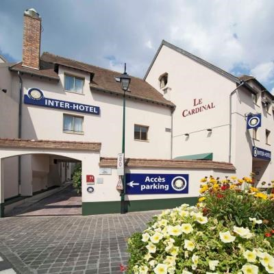 Inter-Hotel Rueil Centre (Classic/ Non-Refundable/ 12km from Paris)