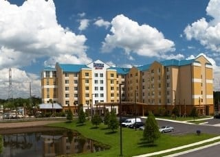 Fairfield Inn And Suites Orlando At Seaw