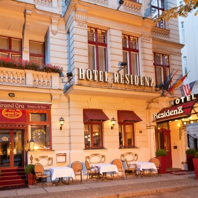Hotel Residenz Berlin (Comfort/ Minimum 3 Nights)