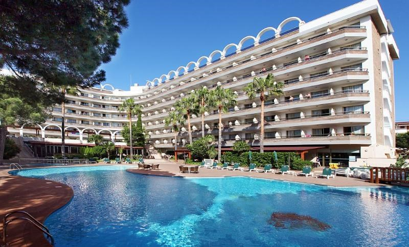 GOLDEN PORT SALOU AND SPA HOTEL (S)