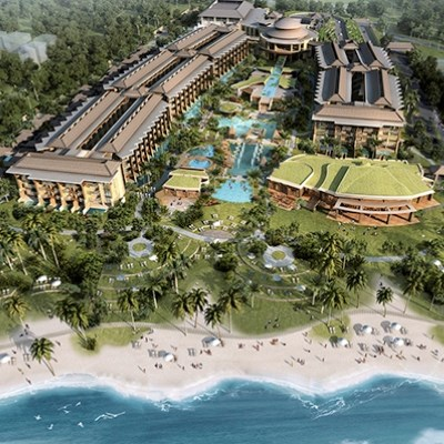 Sofitel Bali Nusa Dua Beach Resort (Luxury/ Indian & Middle East Market)
