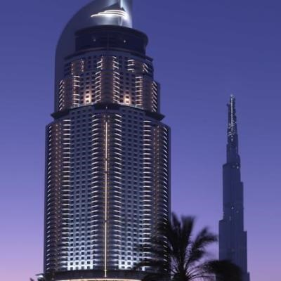 The Address Downtown Dubai (Premier/ Room Only)