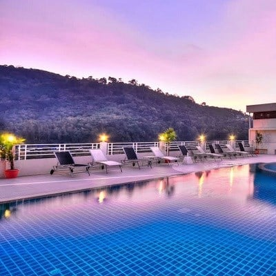 Citin Plaza Patong Hotel & Spa (Superior/ Room Only)
