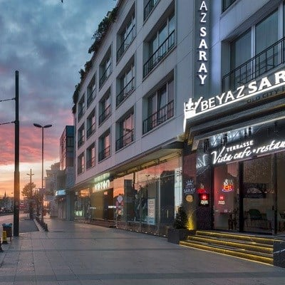 The Hotel Beyaz Saray
