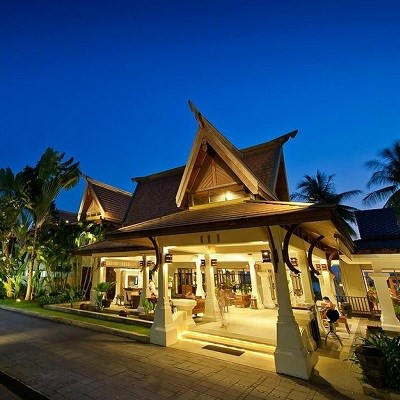 Panwa Beach Resort Phuket (Deluxe Beach Front)