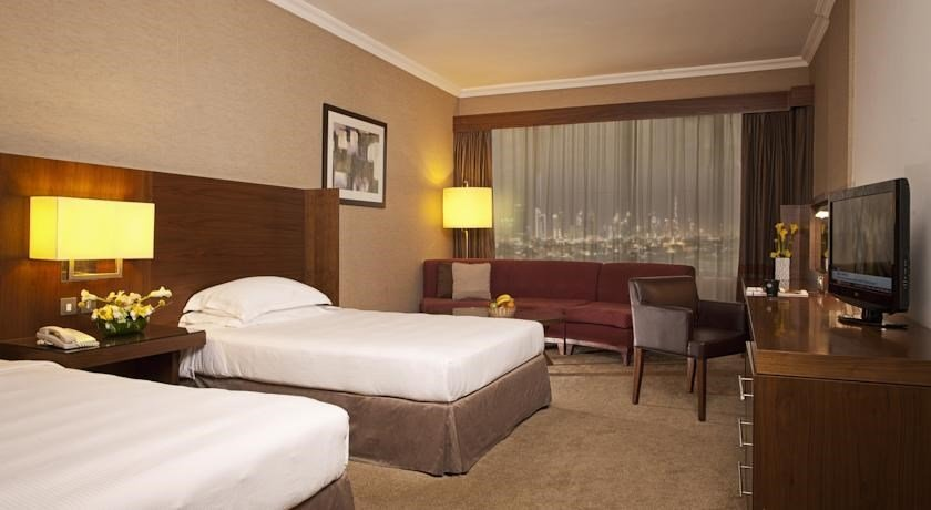 Jumeirah Rotana-Twin Room