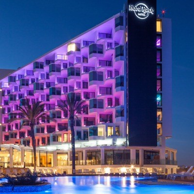 Hard Rock Hotel Ibiza (Rock Suite)