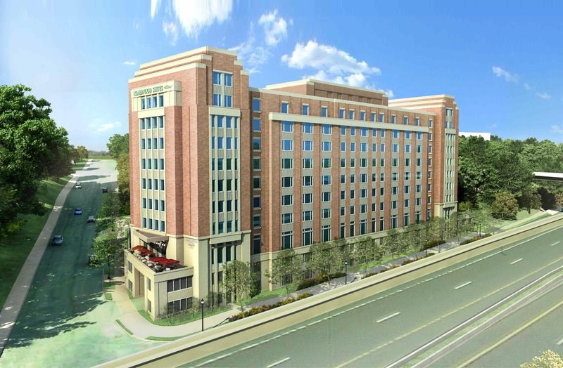 Homewood Suites by Hilton Arlington/Rosslyn/Key Br