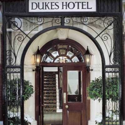Dukes Hotel (1-Bedroom Suite)