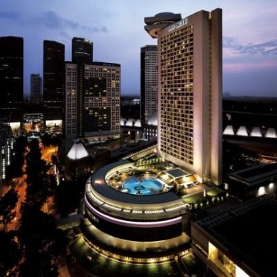 Pan Pacific Singapore (Deluxe Balcony/ Asian & Middle East Market excl Japan)