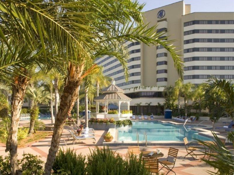 HILTON ORLANDO LAKE BUENA VISTA (EX DISNEY WORLD)