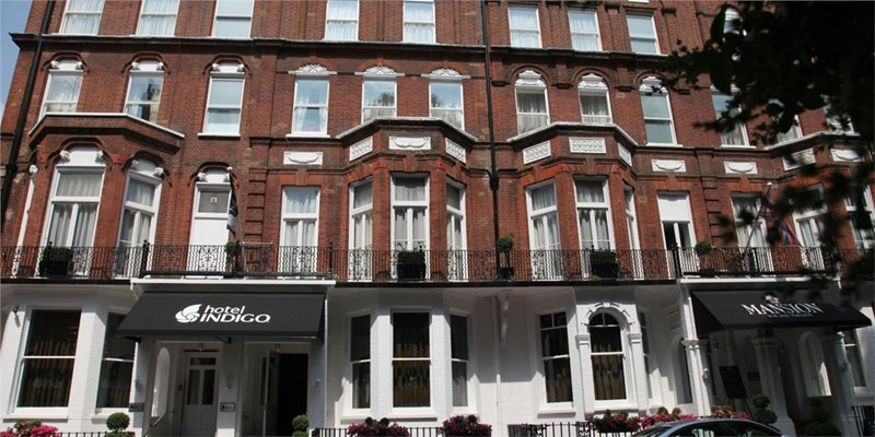 Hotel Indigo London Kensington Earl's Ct