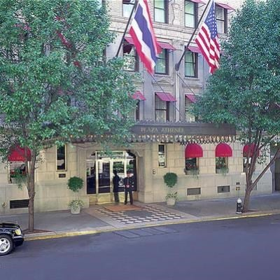 Plaza Athenee New York (Superior/ Room Only)