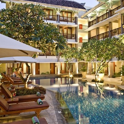 The Rani Hotel & Spa (Deluxe Pool Access)