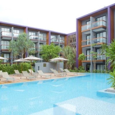 Holiday Inn Express Phuket Patong Beach Central (Minimum 3 Nights)