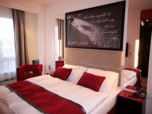 Red& Blue Design Hotel Prague