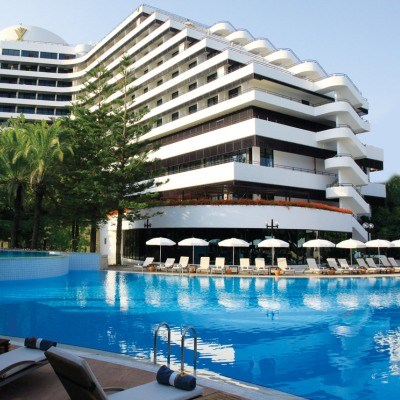 Rixos Downtown Antalya (Deluxe Sea View)