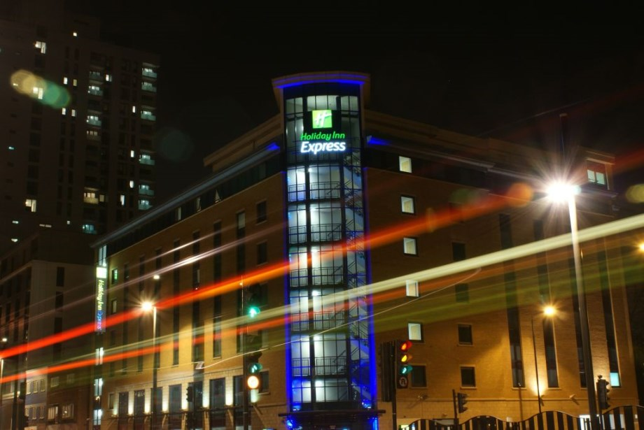 HOTEL HOLIDAY INN EXPRESS LONDON - STRATFORD