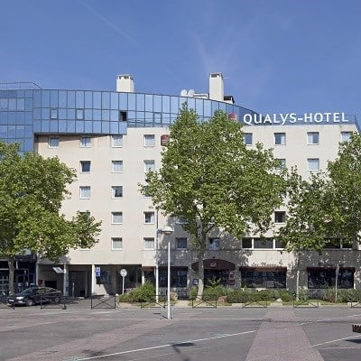Qualys Hotel Nanterre Paris La Defense (Room Only)