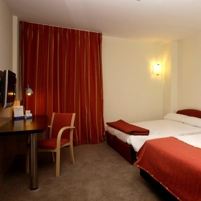 Holiday Inn Express Montmelo (27km from Barcelona)