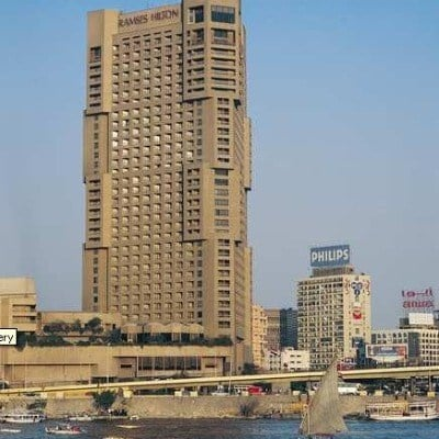 Ramses Hilton (Executive Nile View/ Room Only)