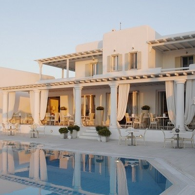 La Residence Mykonos Hotel Suites (Sea View Suite/ Half Board/ Non-Refundable)