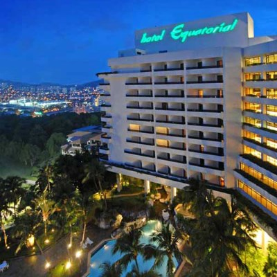 Hotel Equatorial Penang (Premier Deluxe)