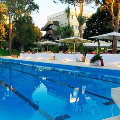 Hotel Sporting (30km from Rome)