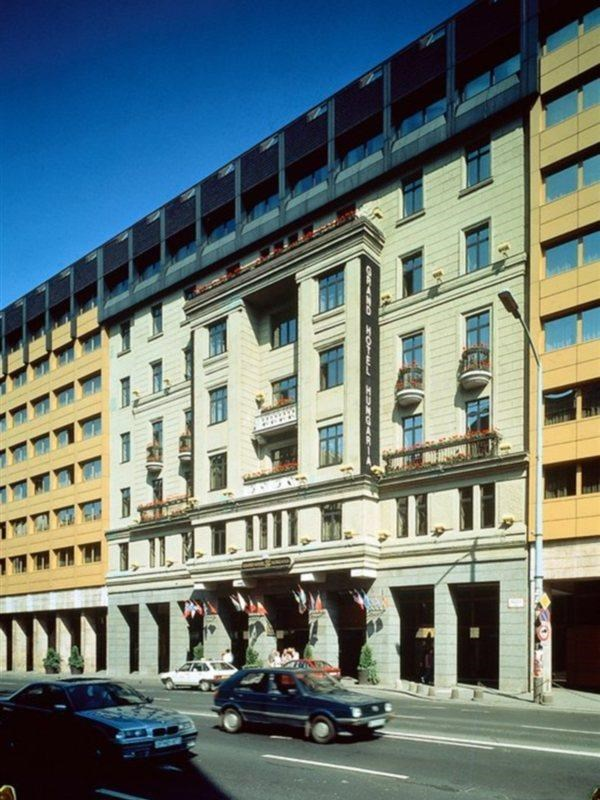 Hotel Hungaria City Centre Ex Bw Hotel Hungaria