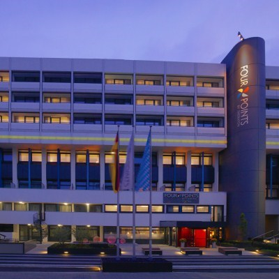 Four Points by Sheraton Munich Central (Executive)